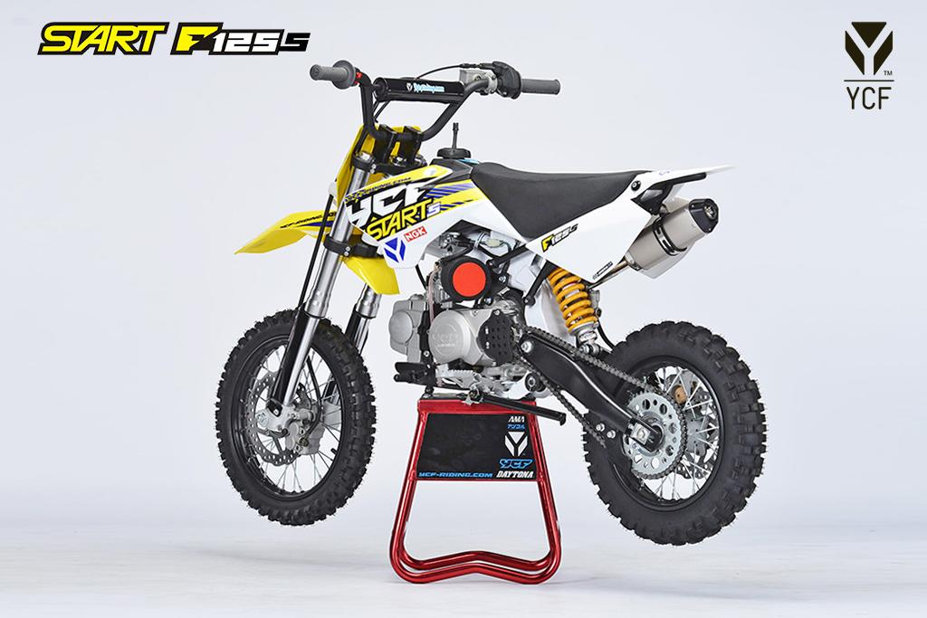 YCF START F125S Dirt Bike for Kids Brand New
