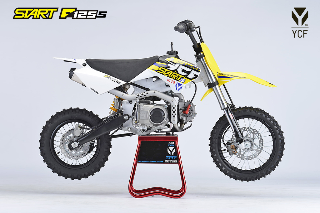 ycf start f125s dirt bike for kids brand new ebay kenya ebay kenya. Black Bedroom Furniture Sets. Home Design Ideas