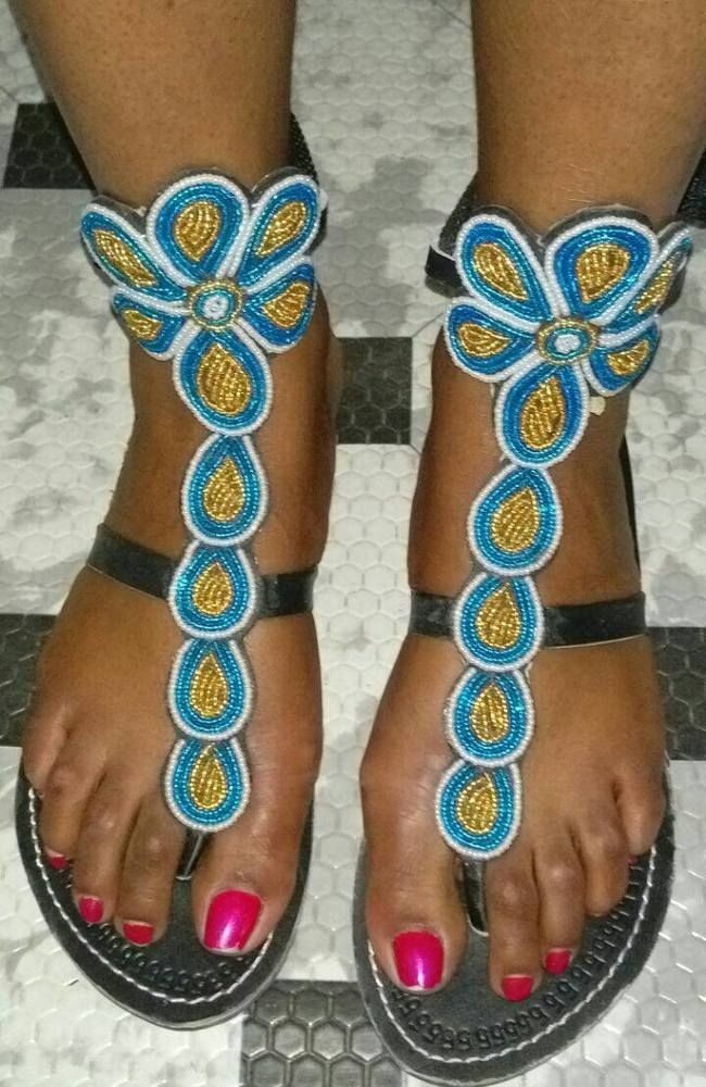 Mzuri shoe