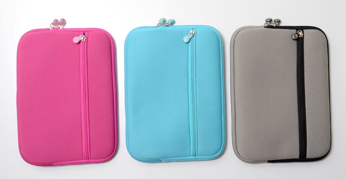 "CLiPtec CZG714 Pink City Walker Notebook Sleeve 14"""